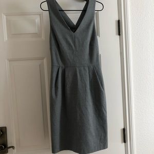 Banana republic bow back dress